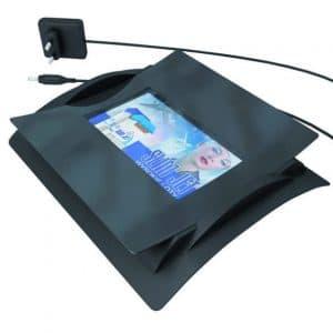 """Digitaler Zahlteller mit LCD Display """"Laguna 2 Expo LCD"""""""