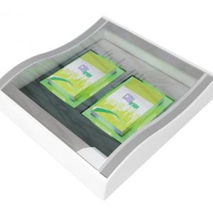 """Leuchtender Zahlteller """"Box Expo De Lux Light"""""""