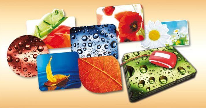 Mousepads (3D- und PVC-Werbematten)