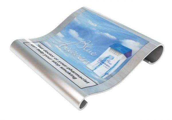 "Zahlteller aus Aluminium ""Duna"""
