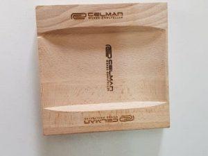Zahlteller aus Holz (Holz-Zahlteller)